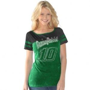 womens plus size danica patrick apparel, xl xxl 3x danica patrick shirts, plus size nascar shirts