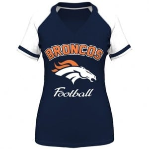 Women's Denver Broncos Plus Size Apparel   T-Shirts, Hoodies, Jerseys