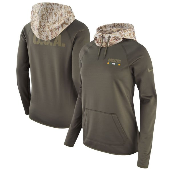 womens salute to service hoodies, womens packers salute to service hoodie, womens salute to service apparel, green bay packers salute to service hoodie