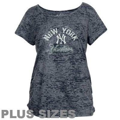 huge discount 3d081 d3a61 Women's Plus Size 1X, 2X, 3X, 4X NY Yankees Hoody, Tee ...