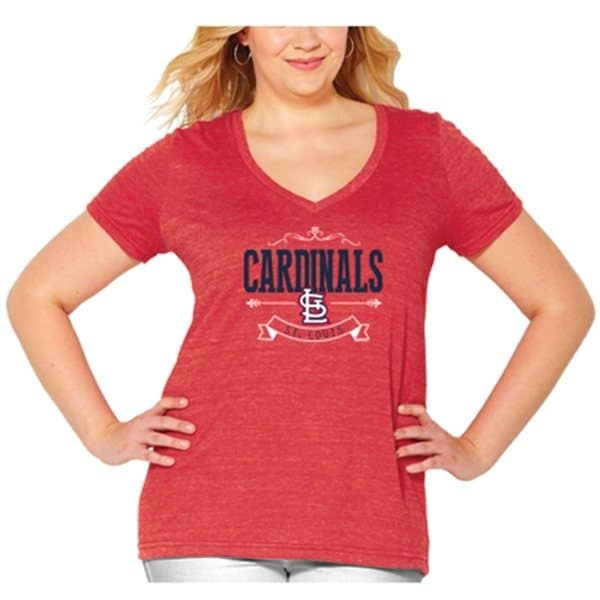 5c3a88ba Womens St. Louis Cardinals Plus XXL, 1X, 3X, 4X Tee, Tank Top, Hoody