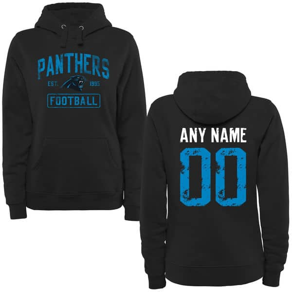 competitive price 669a6 3e3a2 Plus Size Carolina Panthers Hoody, Tee, Jersey XXL 1X 3X 4X ...